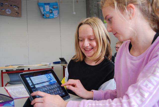 Das iPad als Werkzeug im Unterricht